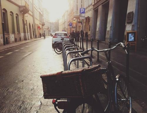 Краса велосипедного туризму