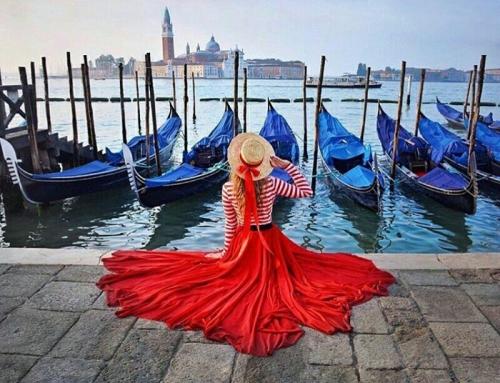 Така колоритна і чуттєва Італія